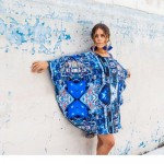 blue-pattern-designer-dress-vestido-de-diseador